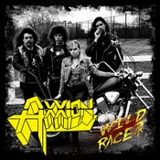Image of AXXION WILD RACER (LP) SOLD OUT!