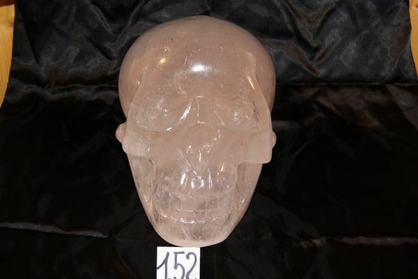 Image of Crâne Cristal de Quartz 10,120 kg