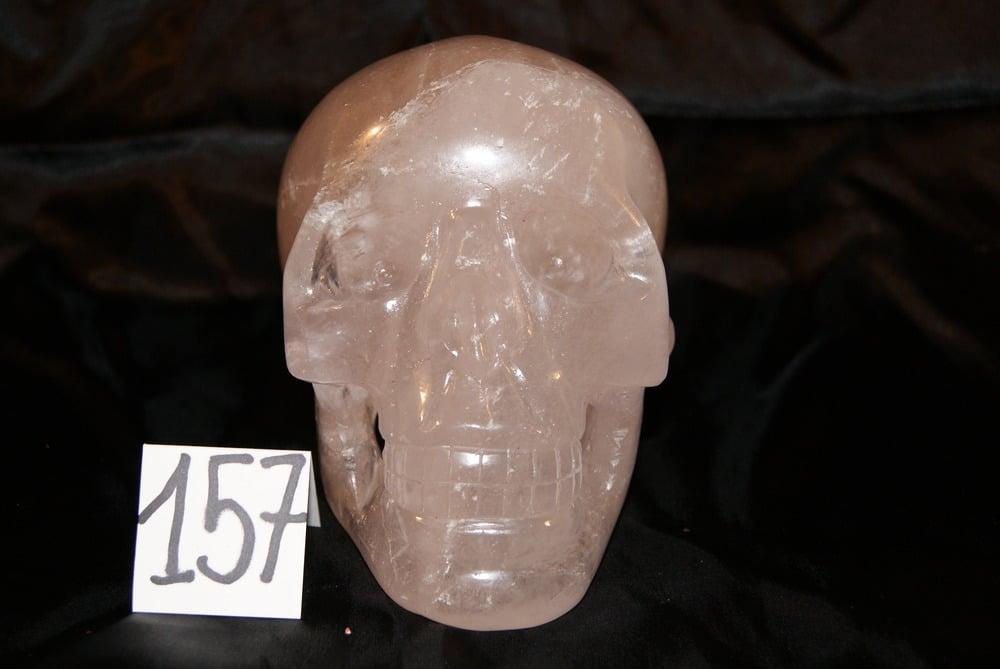 Image of Crâne Cristal de Quartz 2,380 kg