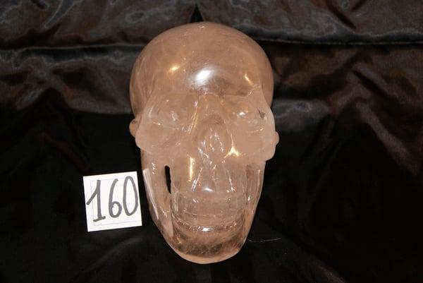 Image of Crâne Cristal de Quartz 3,038 kg