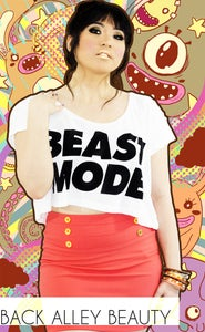 Image of Beast Mode Crop Top