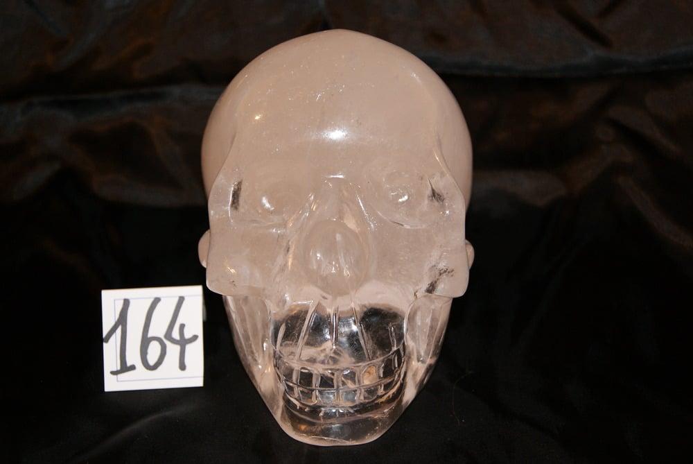 Image of Crâne Cristal de Quartz 2,860 kg
