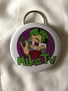 Image of Mike TV Kid Logo Bottle Opener Keyring!