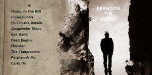 Image of *Pre-Order* ABANDON THE MOON - Signed physical album including MP3 (or higher quality) download