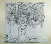 "Image of ""Treehouse"" Pillow"