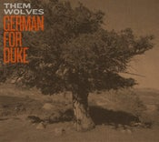 Image of Them Wolves - 'German For Duke' CD EP