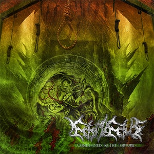 "Image of CD ""Condemned To The Torture"" (2013)"