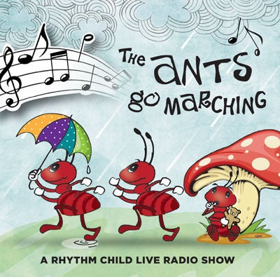 Image of The Ants Go Marching - Live Radio Show EP