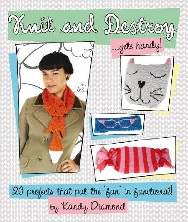 Image of Knit and Destroy...gets handy!