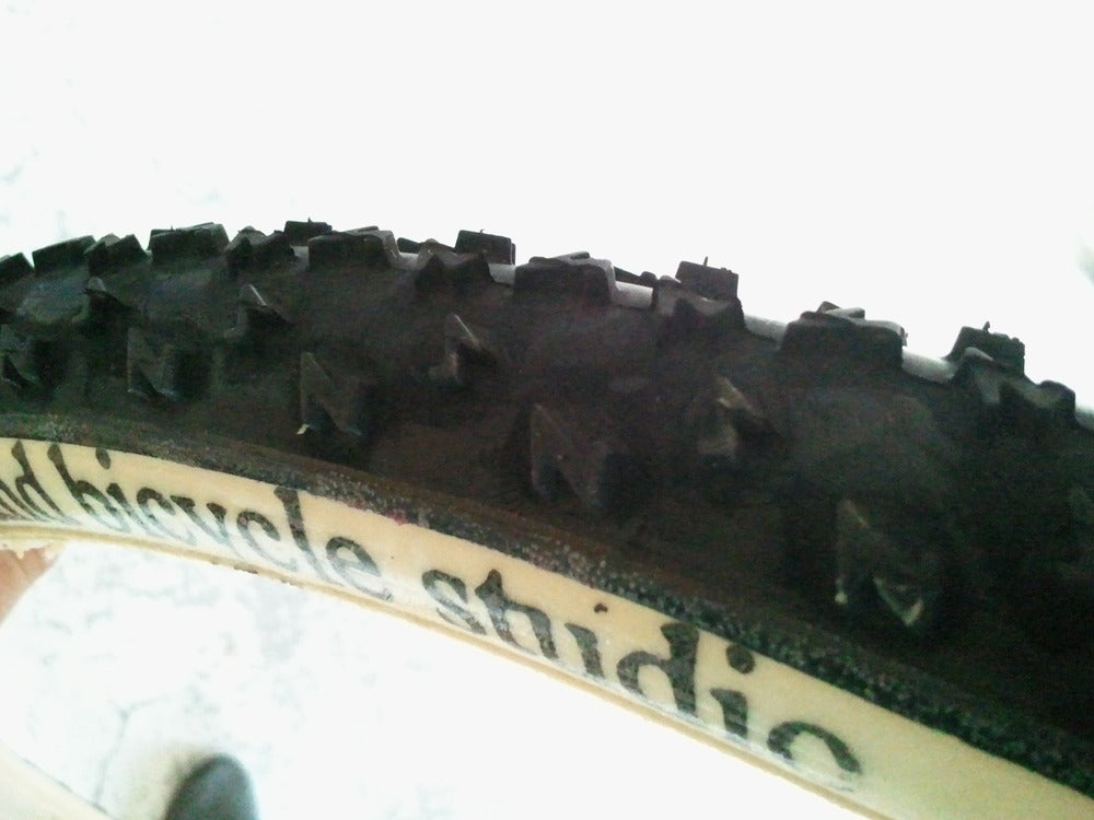 Image of FMB Super Mud 33mm Black tread / Cotton casing