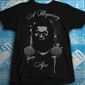 Image of A Rhyming Ape - Lupe Fiasco Tee