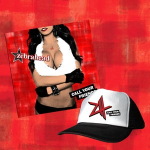 Image of 'Call Your Friends' CD + Trucker Hat