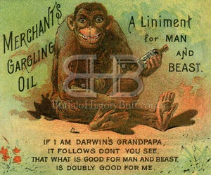 Image of Merchant's Gargling Oil - Darwin