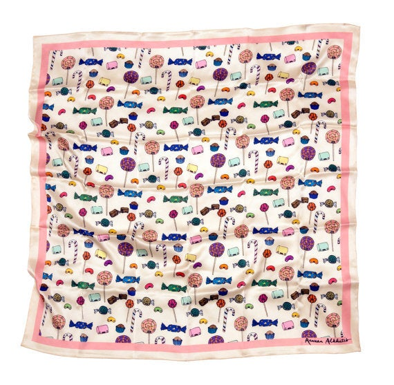 Image of Candyfighters Scarf