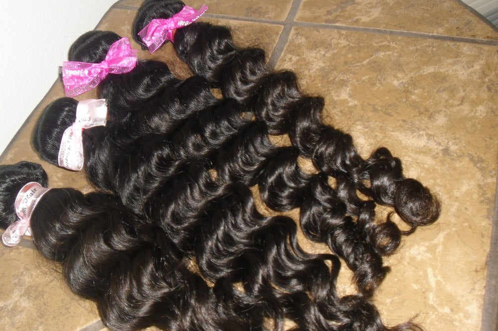 Image of Virgin Brazilian Deep Wavy