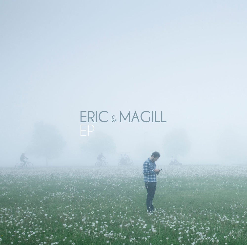 Image of EP CD by Eric & Magill