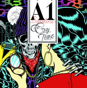 """Image of A1 Bassline - Girl Thing EP MEALDEAL003 12"""""""