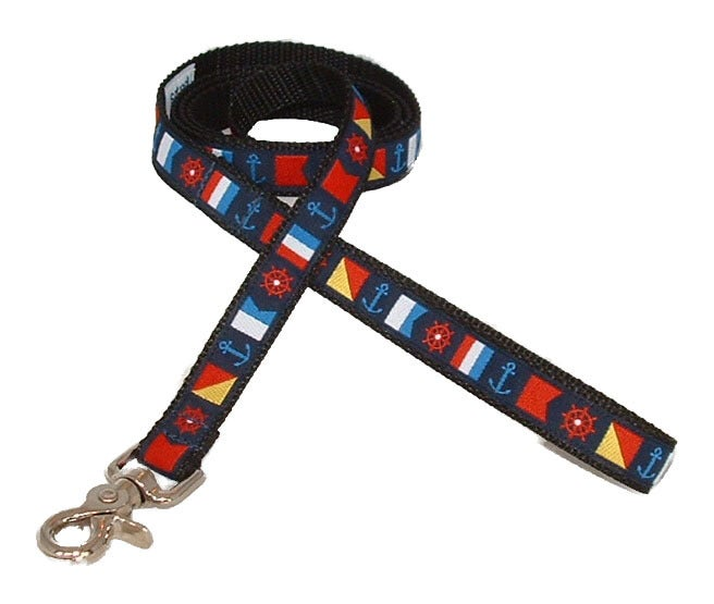 Nautical Flags - Martingale Collar