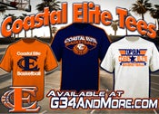 Image of  Coastal Elite  shirt