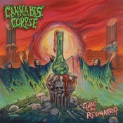 "Image of Cannabis Corpse - ""Tube of the Resinated"" LP"