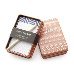 Image of Pocket Note Set (Peach)