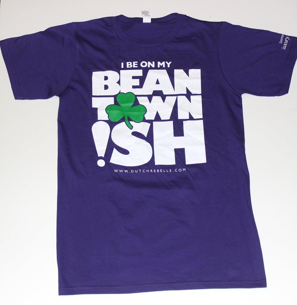 "Image of The ""Beantown Ish"" T-Shirt (Purple)"