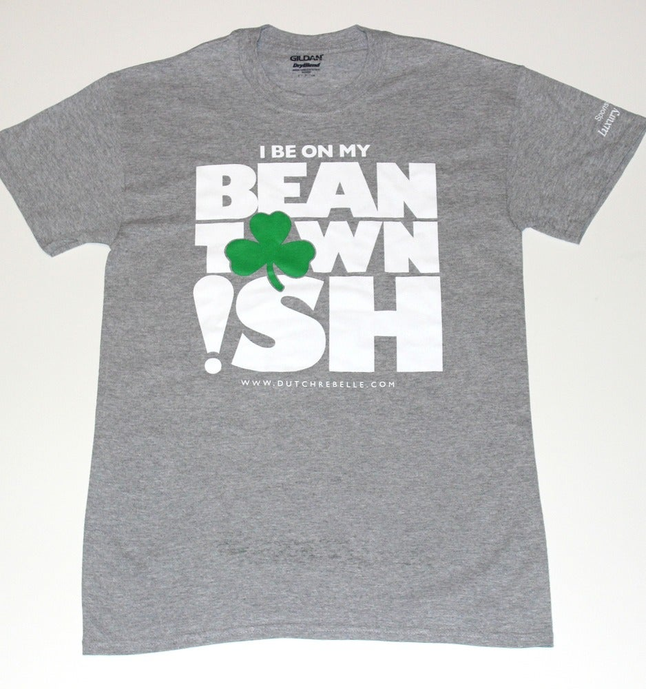 "Image of The ""Beantown Ish"" T-Shirt (Gray)"
