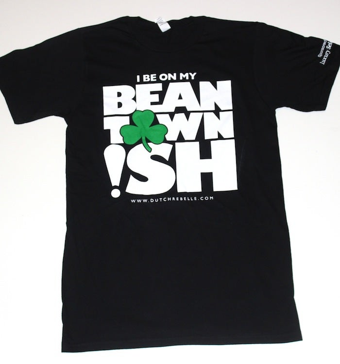 "Image of The ""Beantown Ish"" T-Shirt (Black)"