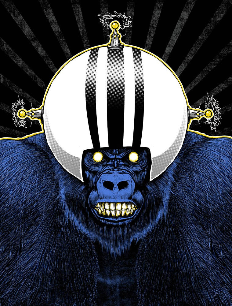 Image of Space Gorilla
