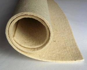 Image of wool felt backing (3mm thick) 50cm x 50cm