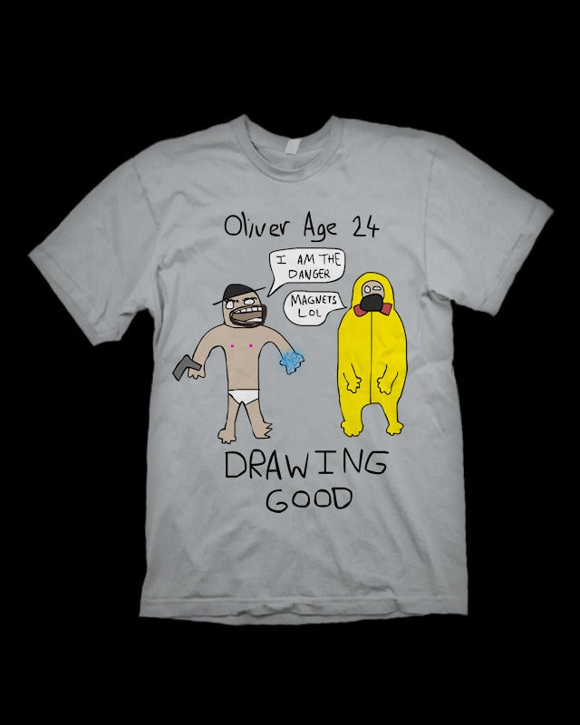 Image of Breaking Bad / Drawing Good T-Shirt