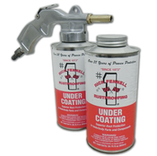 Image of Rick Fennell Rustproofing – Under Coating Quart Can Case