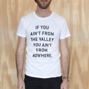 Image of nowhere men's tee