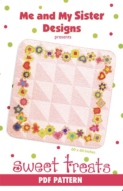 Image of Sweet Treats PDF pattern