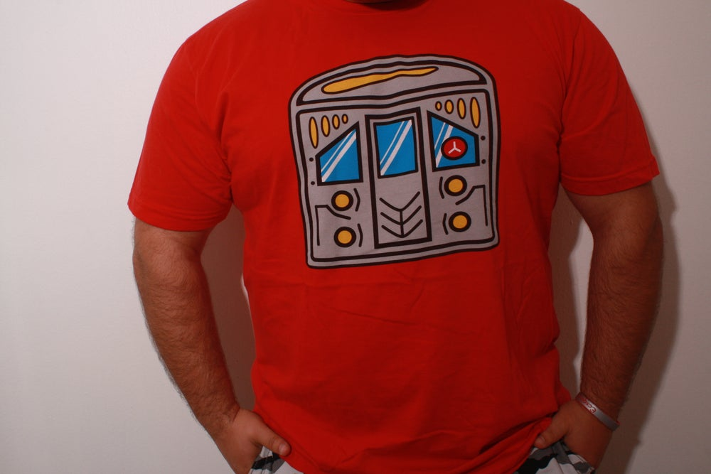 Image of Train Tee