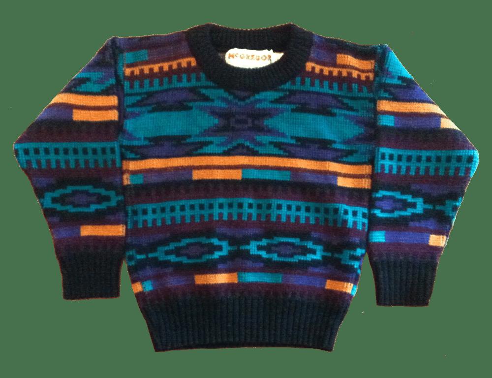 Image of McGregor Sweater (1980s)