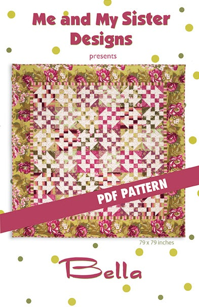 Image of Bella PDF pattern