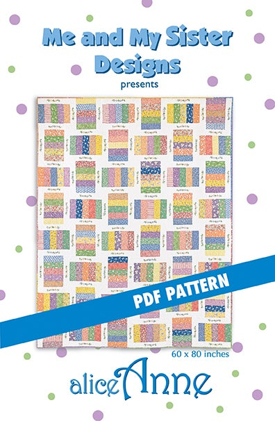 Image of Alice Anne PDF pattern