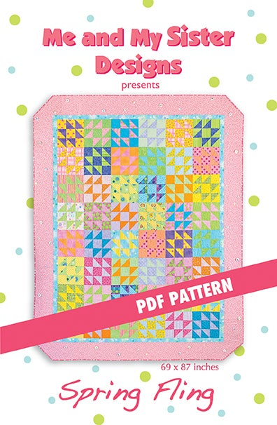 Image of Spring Fling PDF pattern