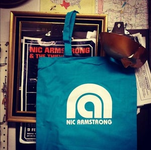 Image of NA Logo Tote Bag