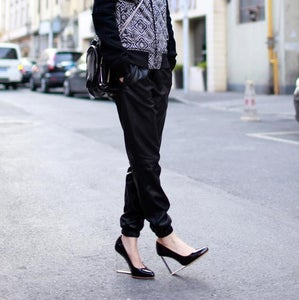Image of 13. Lean Back Slouch Pants