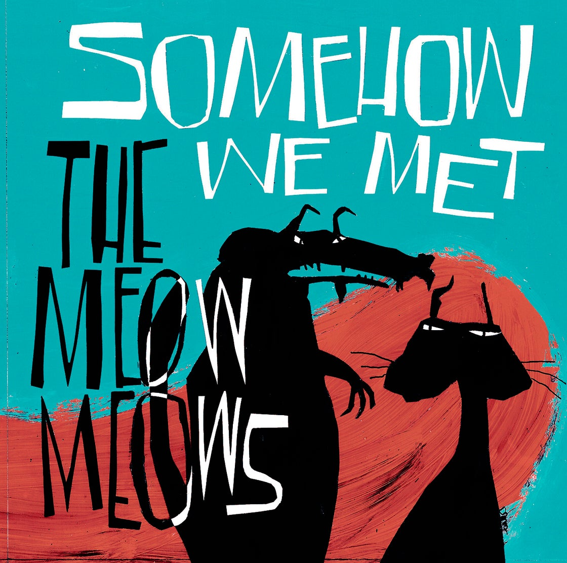 "Image of Somehow We Met CD / 12"" Vinyl"