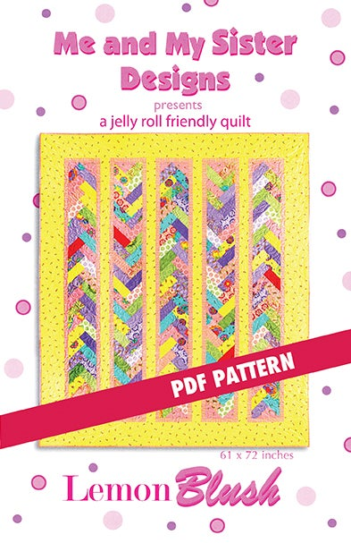 Image of Lemon Blush PDF pattern
