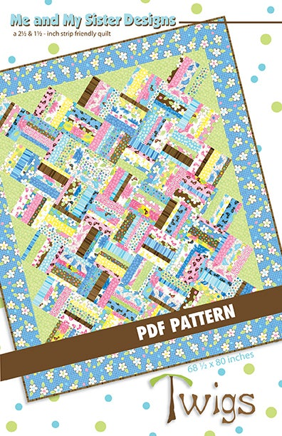 Image of Twigs PDF pattern