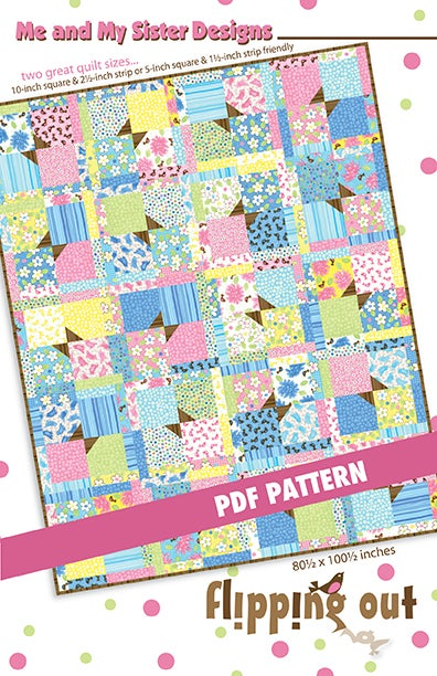 Flipping Out Pdf Pattern Me And My Sister Designs