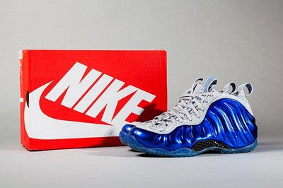 The Nike Air Foamposite One University Blue Releases ...