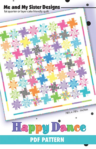 Image of Happy Dance PDF pattern