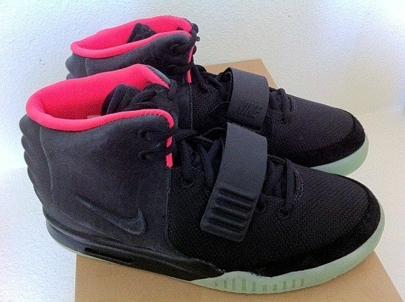 100% Authentic Nike Air Yeezy 2's