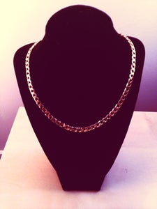 Image of THIN NECK CHAIN 9k GOLD