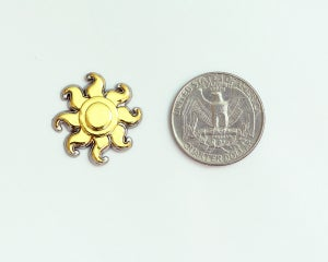Image of Celestia pin